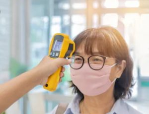 Corona Fieberthermometer