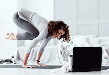 Hause seine Fitness deutlich verbessern
